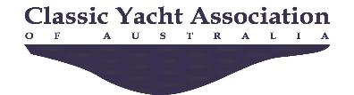 Classic Yacht Association Australia logo