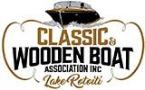 Classic and Wooden Boat Association Lake Rotiti logo