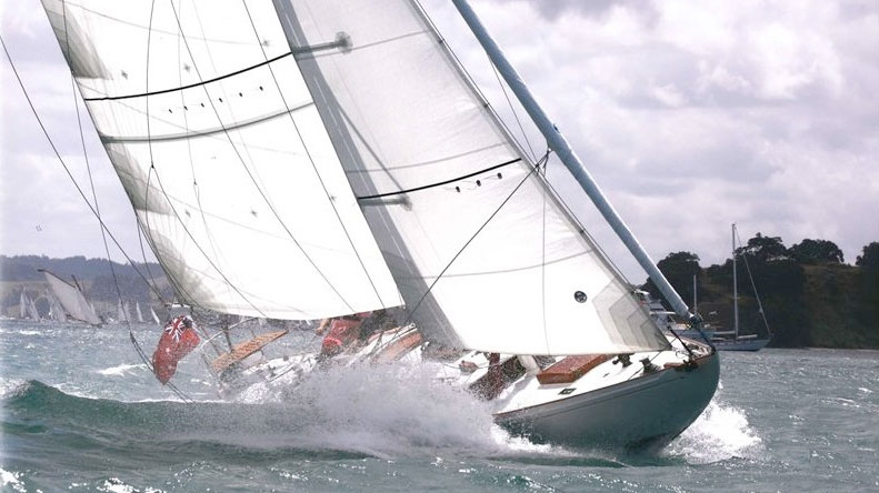 Aramoana Classic Yacht
