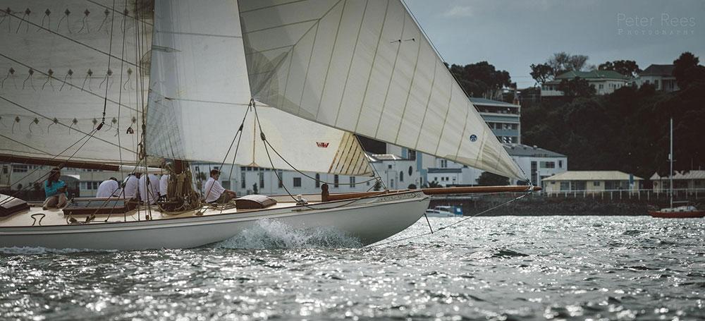 Ariki Classic Yacht