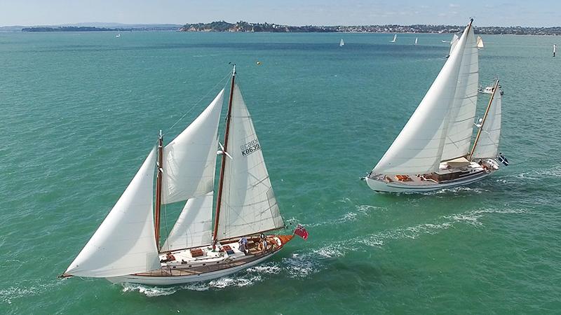 The Classic Yacht Charitable Trust