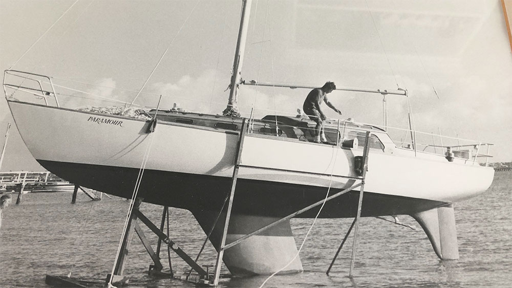 Paramour Classic Yacht