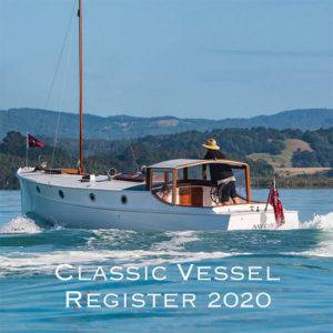 CYANZ Vessel Register