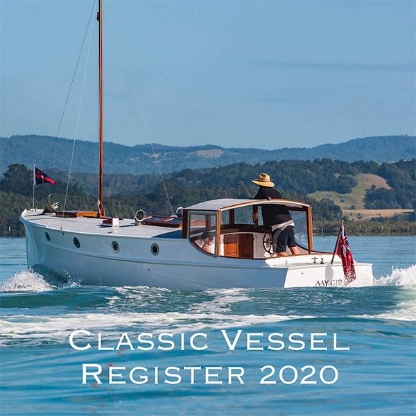 CYANZ Vessel Register