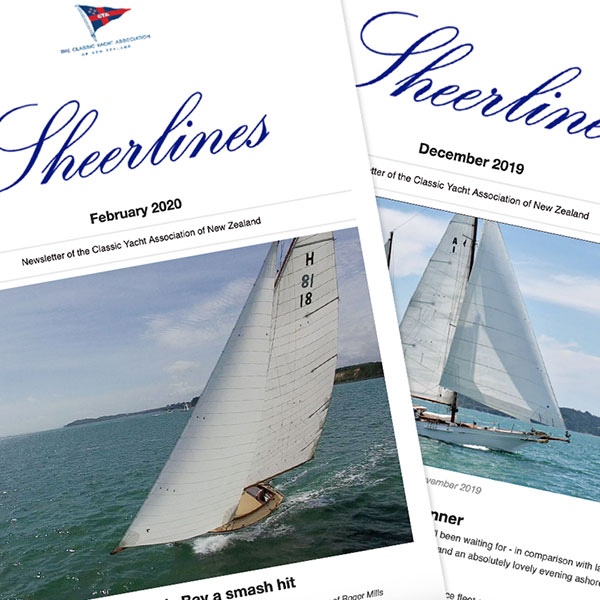Sheerlines Newsletter