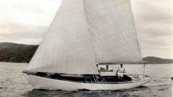 Turakina Classic Yacht